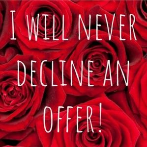 Accessories - I will Accept or Counter, Always!